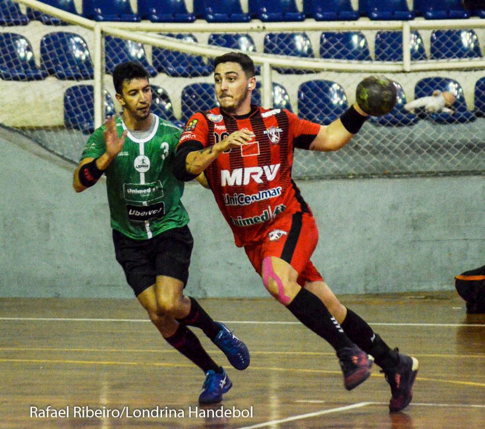 Liga Nacional Masculina de Handebol 2018 (foto Renato Antunes / Maxx Sports)