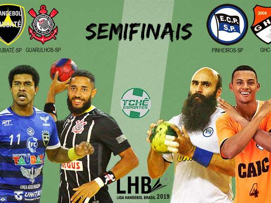 Campeão da Liga Handebol Brasil Masculina será conhecido em 15/dez