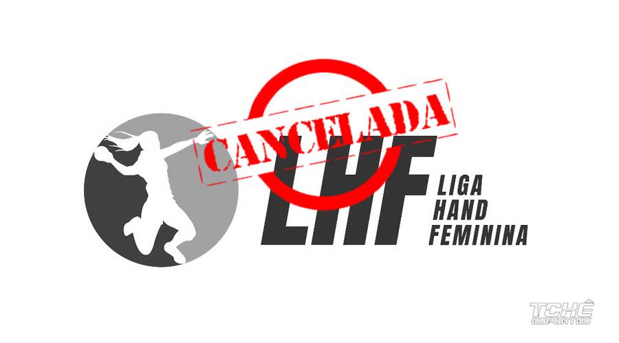 A Liga Hand Feminina foi cancelada oficialmente