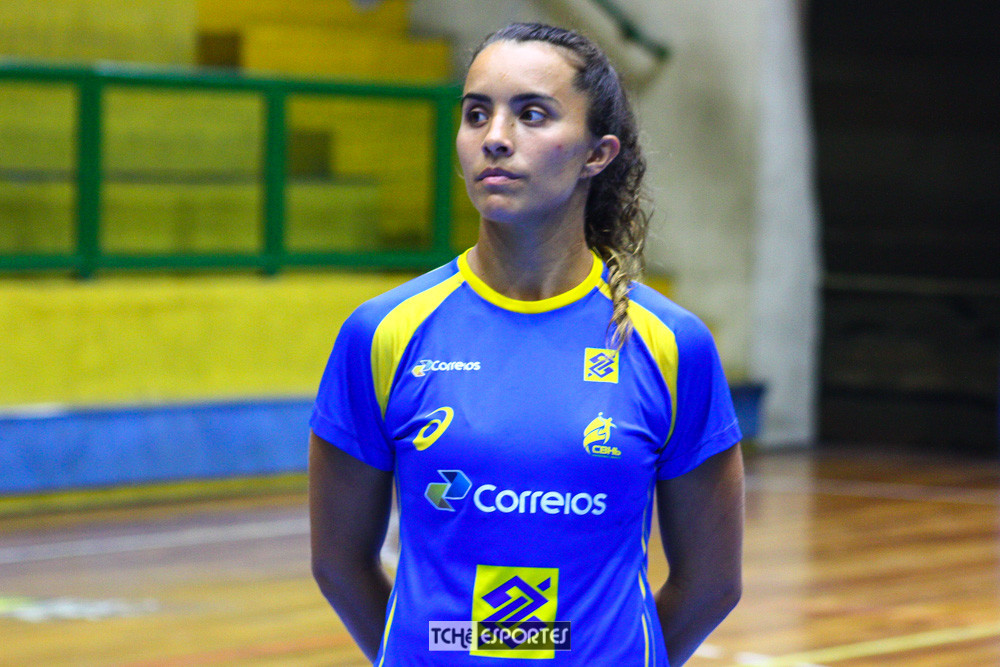 Thamiris Madeira. (Acervo Tchê Esportes / André Pereira)