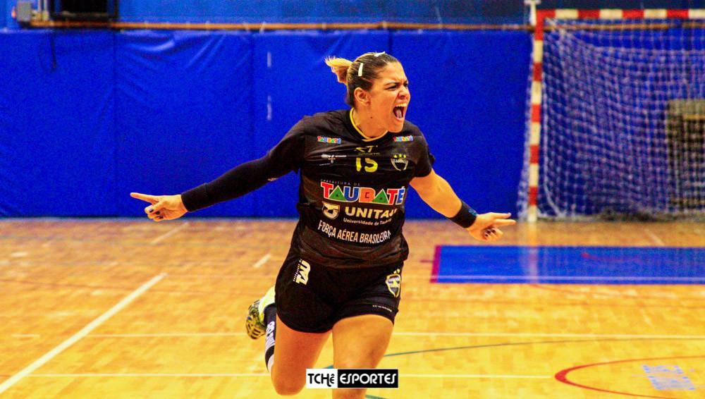 Shayane Oliveira. (arquivo Tchê Esportes)