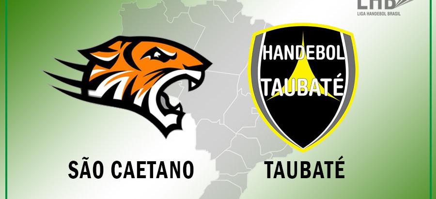 Taubaté vence São Caetano e tem 100% na Liga Nacional 2018