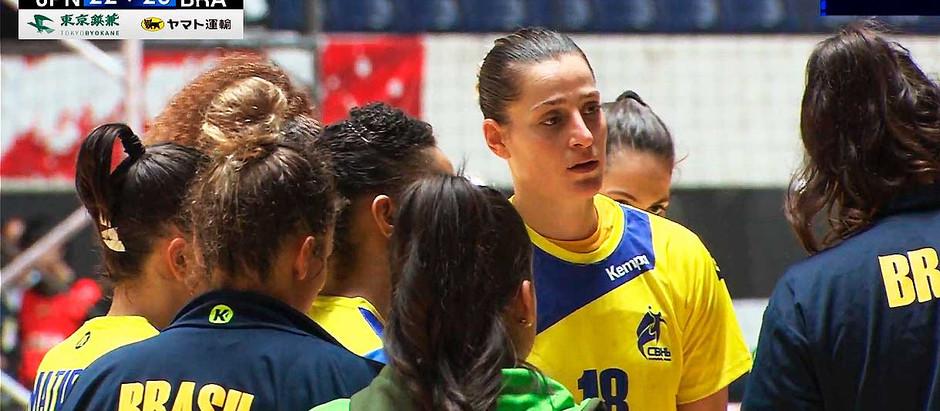 Seleção Brasileira encerra Japan Cup 2019 na terceira colocação