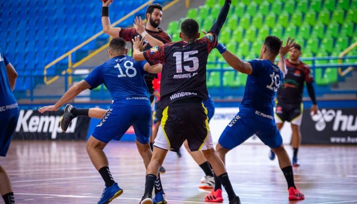 Resumo da Liga Nacional de Handebol #Grupo A – Dia 1