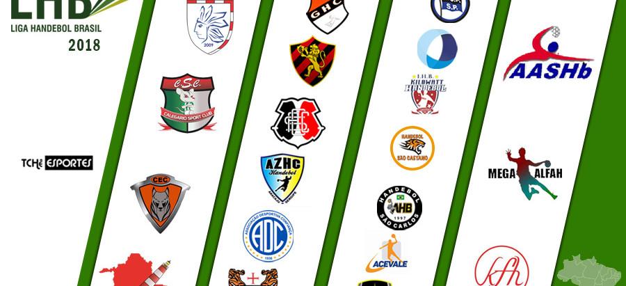 Guia da Liga Nacional de Handebol Masculino 2018