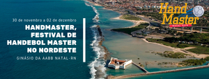 HandMaster 2018 - Natal (RN) (arte divulgação)