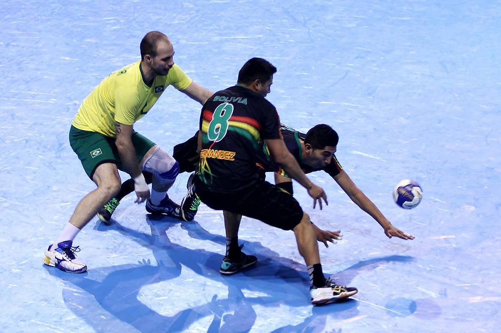 Brasil vs Bolívia (foto divulgação evento)