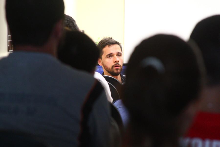 Diogo Hubner, atleta do Esporte Clube Pinheiros. (foto André Pereira / Tchê Esportes)
