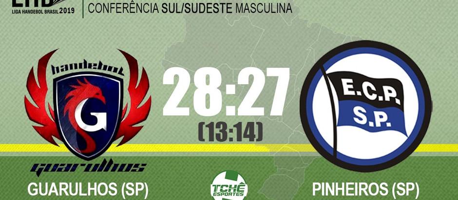 Guarulhos (SP) x Pinheiros (SP)