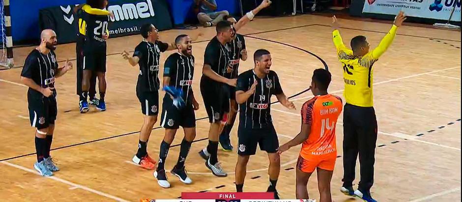 Corinthians Guarulhos (SP) é bronze na Liga Masculina