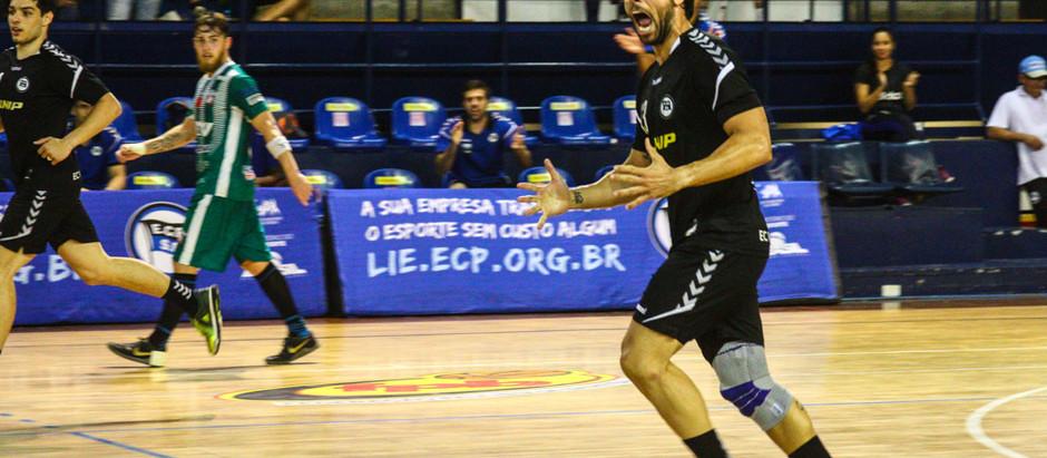 Na volta de Hubner, Pinheiros vence Londrina na Liga 2018