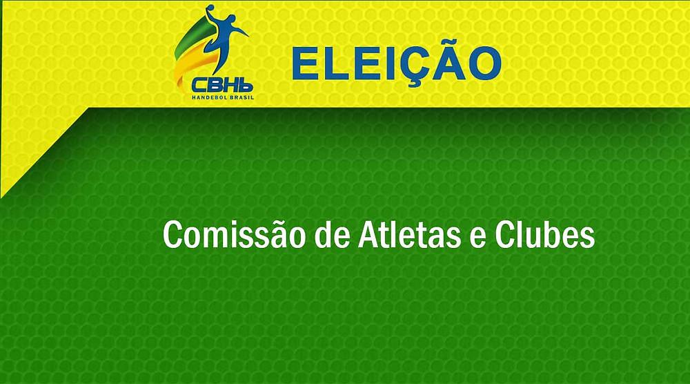 Candidatos à Comissão de Atletas e Clubes da CBHB