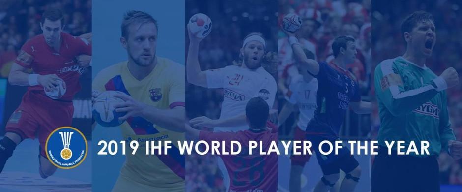 IHF anuncia indicados ao prêmio de Melhor Jogador do Mundo de 2019