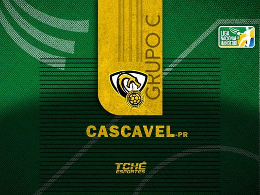 Cascavel (PR) disputa sua primeira Liga Nacional de Handebol