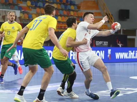 Seleção Brasileira erra demais e perde para a Polônia