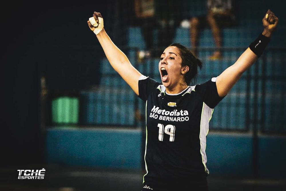 Livia Horacio vai em busca de vaga na Seleção (foto arquivo Tchê Esportes / André Pereira )