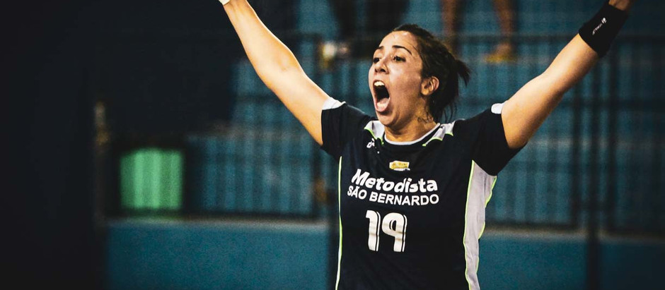 Livia Horacio embarca para Portugal em busca de sonho olímpico