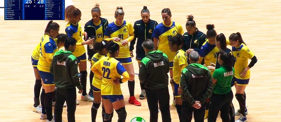 Brasil segue ajustando o time na Japan Cup 2019