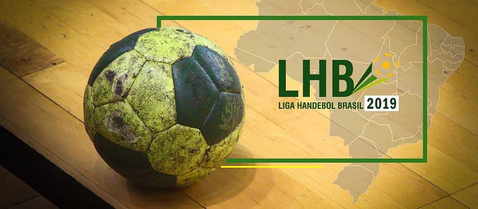 LIGA HANDEBOL BRASIL FEMININA 2019