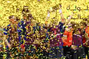Barcelona Campeão IHF Super Globe 2018 (foto IHF)