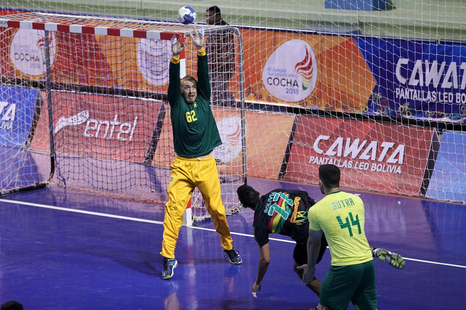 Jogos Sul-Americanos 2018  *foto divulgação evento