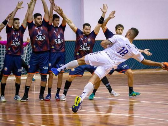 Resumo da Liga Nacional de Handebol #GrupoA – Dia 2