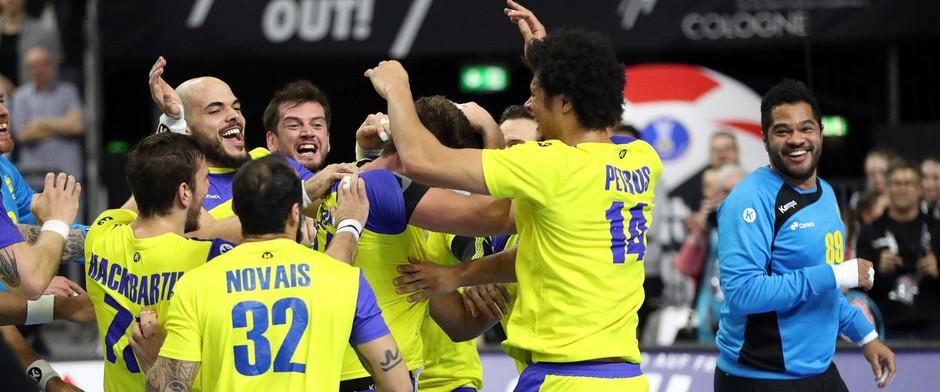 Brasil busca superar Espanha de Jordi Ribera no Mundial Handebol