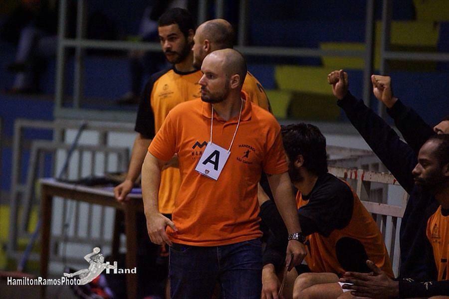 Alberto Galina, técnico do São Caetano. (foto arquivo Hamilton Ramos / Photo Hand)