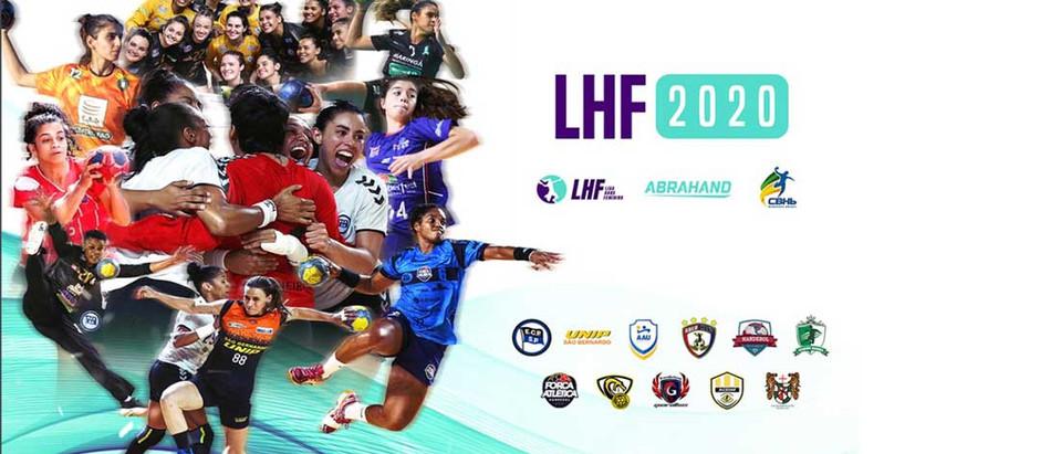 Liga Hand Feminina passa a ser organizada pela Abrahand