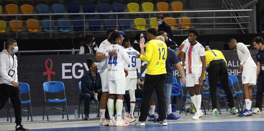 Seleção de Cabo Verde  - foto: reprodução/IHF