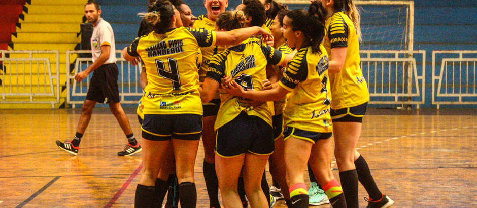 Ribeirão Pires vence pela terceira vez Campeonato Feminino da LPHb