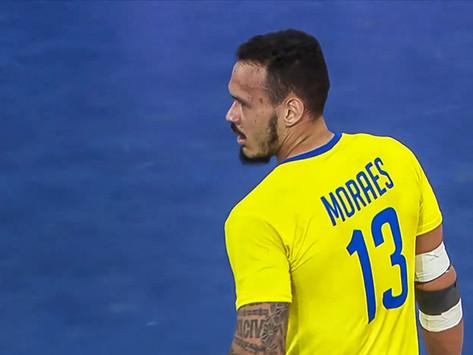 Rogério Moraes analisa jogo contra húngaros pelo Main Round
