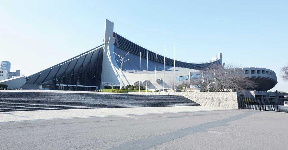 foto Estádio_Yoyogi-National-Stadium (Cortesia do Conselho Esportivo do Japão)