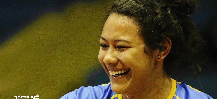 Elaine Gomes estará liberada para jogar em 14 de setembro