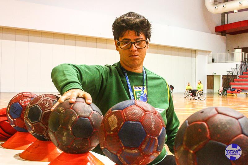 Gévelyn Almeida, presidente da Abrhacar e uma das técnicas da Seleção Feminina.