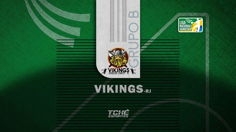 Vikings/Universo/Campos-RJ  (arte Tchê Esportes)
