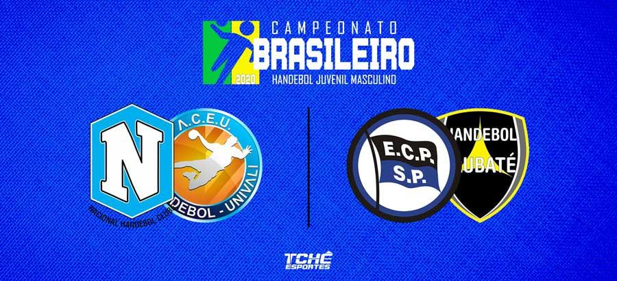Clássicos paulista e catarinense definiram confrontos das semifinais