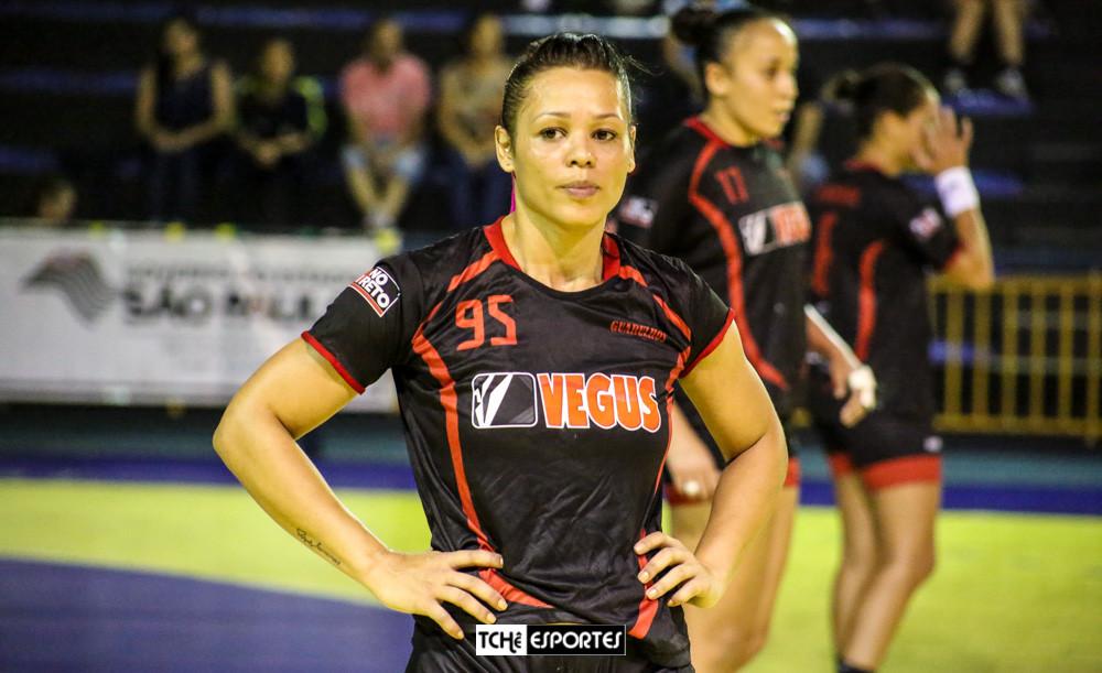 Greyce Santos (arquivo Tchê Esportes)