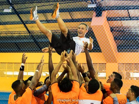 GHC leva vaga para semifinal da Liga Handebol Brasil