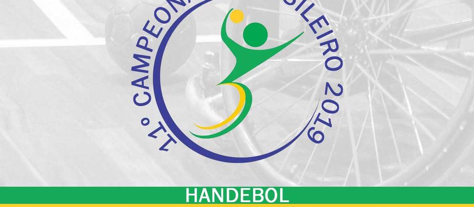Balneário Camboriú (SC) recebe Brasileiro Masculino de Handebol em Cadeira de Rodas