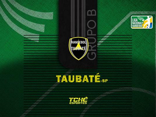 Handebol Taubaté vai em busca da segunda conquista no ano