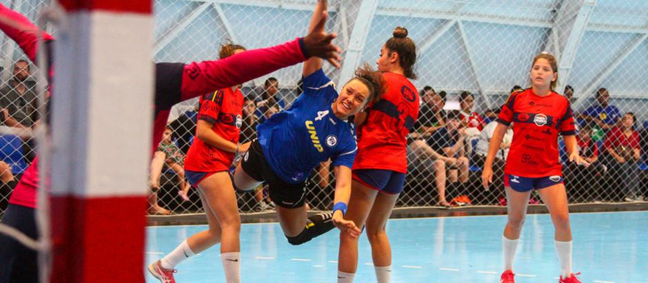 Pinheiros está na semifinal da Liga Nacional Feminina de Handebol