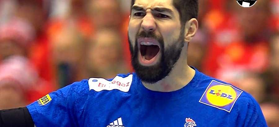 Nikola Karabatic marca no final e França leva o bronze no Mundial de Handebol