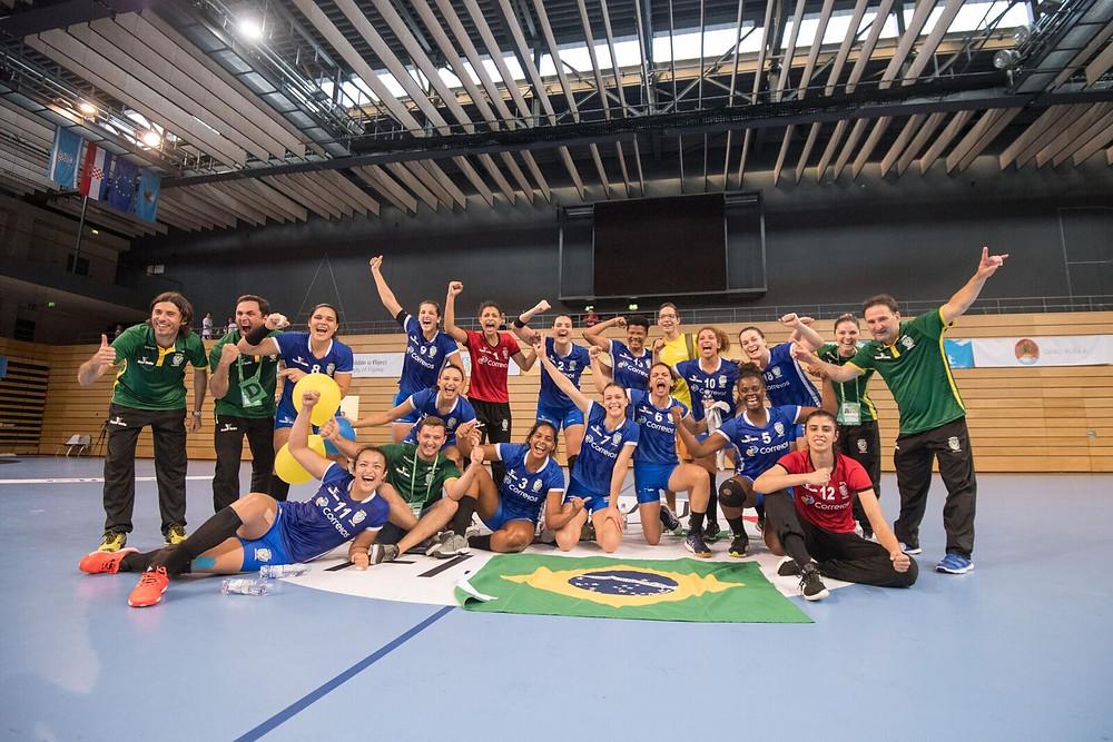 Mundial Universitário 2018, Rijeka, Croácia (foto Jan Mastrovic)