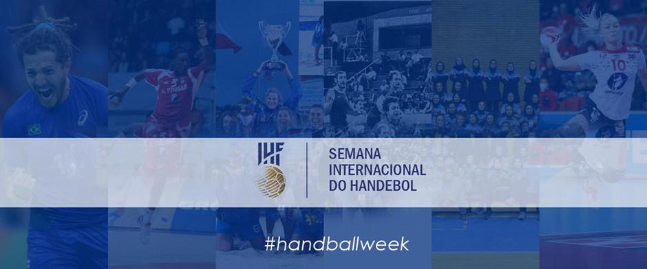 Começa a Semana Internacional de Handebol com atividades em todo o mundo