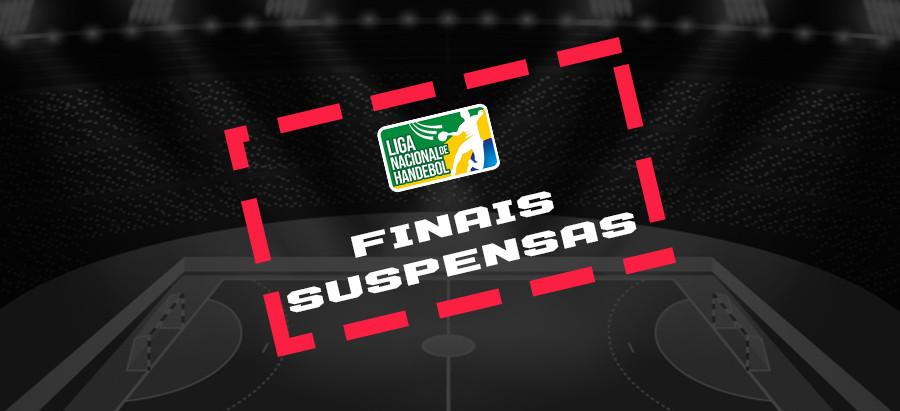 Finais da Liga Nacional de Handebol são suspensas por casos de Covid-19