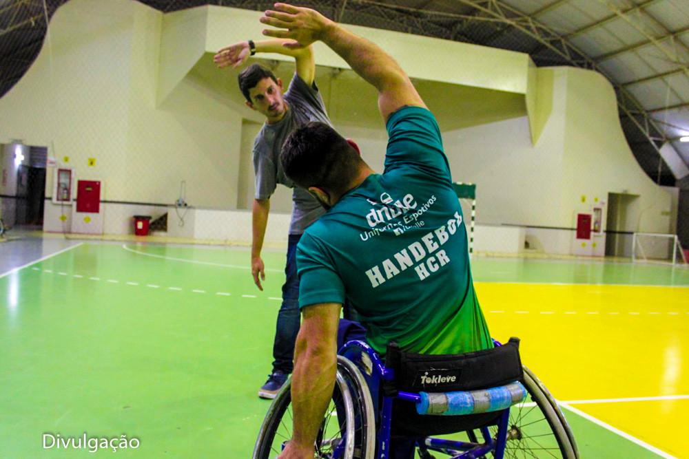Ronan Duarte De Rose, fisioterapeuta. (foto divulgação)