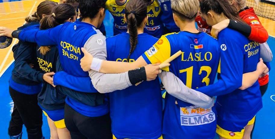 Equipe do Corona Brasov (Romênia) foto:Divulgação site da equipe