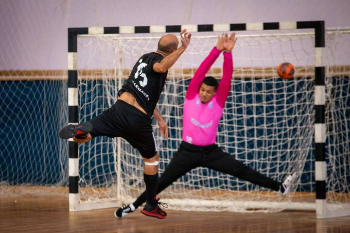 Corinthians (SP)x Nacional (SC) (foto Bruno Ruas /LNH)