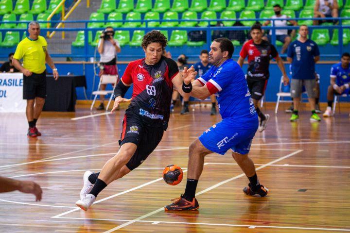 Taubaté-SP x Vikings-RJ (foto Bruno Ruas)